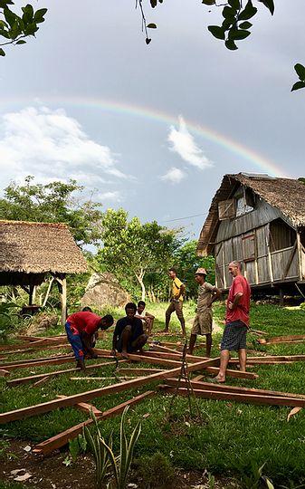 constructions durables et écologiques à Madagascar