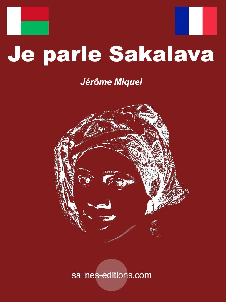 Couverture du livre je parle sakalava