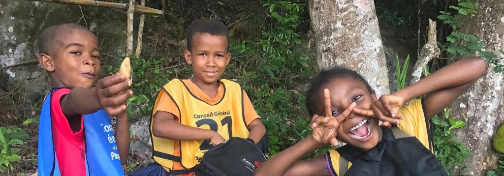 Les enfants garants de l'avenir